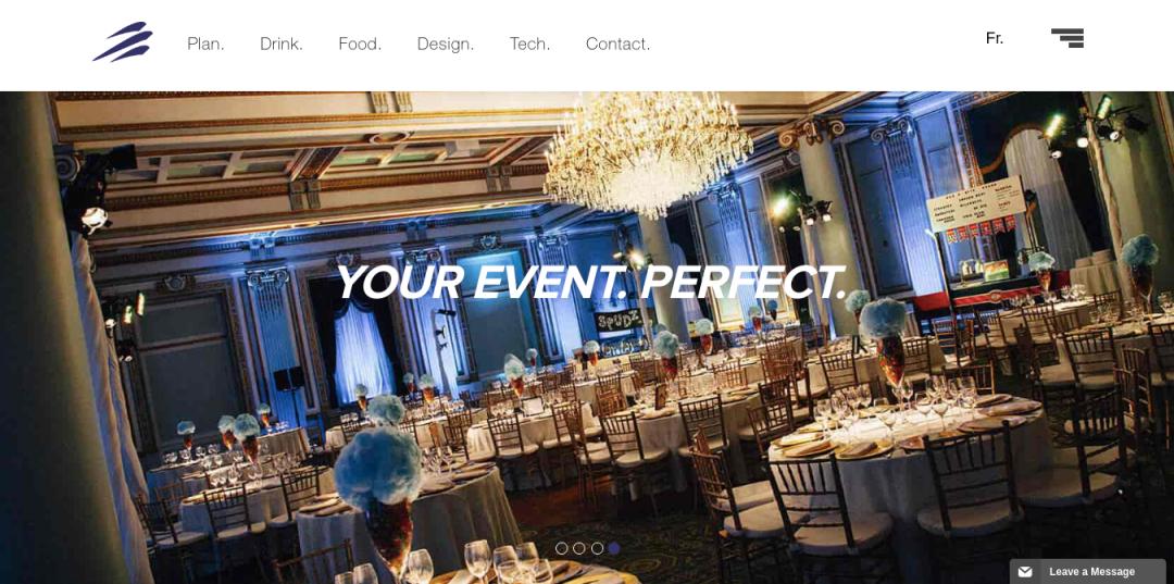 Eventure Website