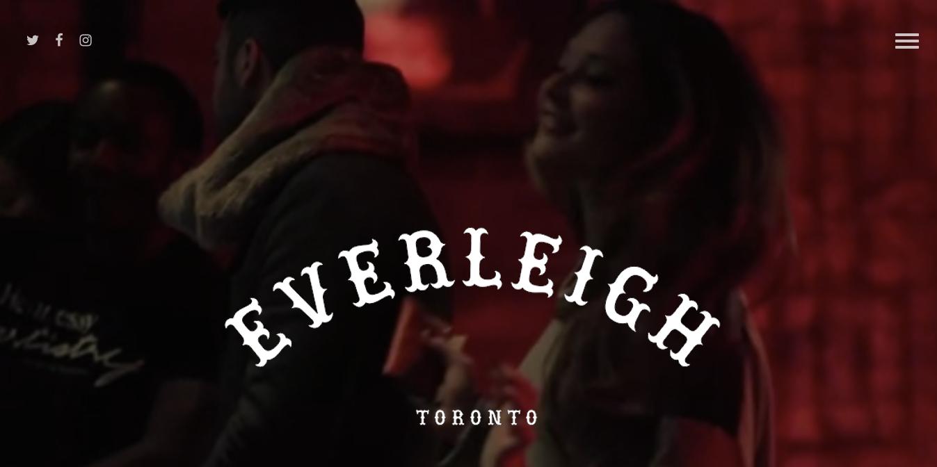 Everleigh Website