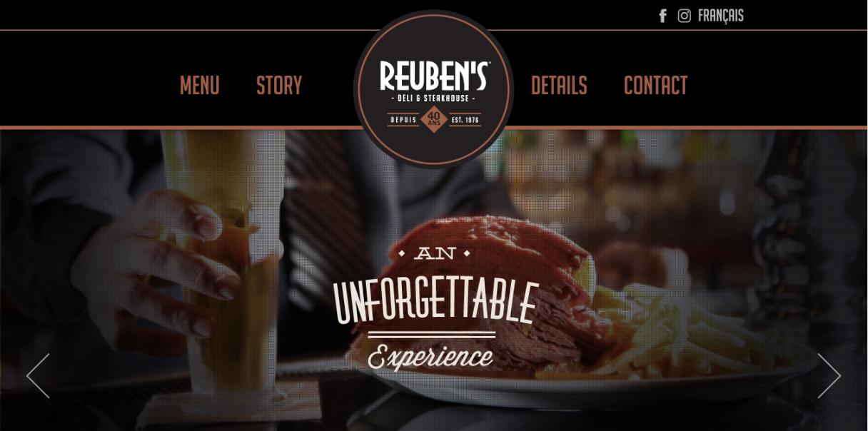 Reuben's Website