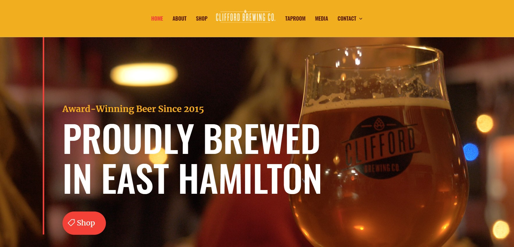 clifford brewing co craft brewery in hamilton