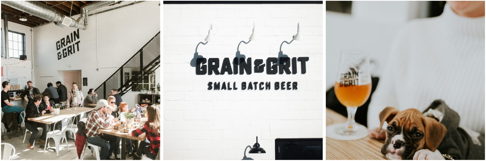 grain & grit craft brewery in hamilton