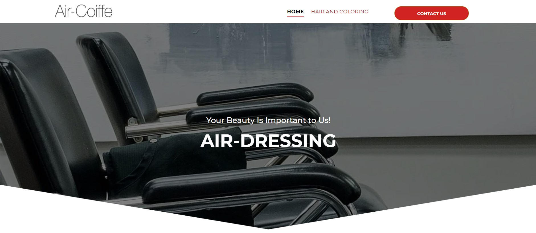 air-coiffe beauty salon in quebec