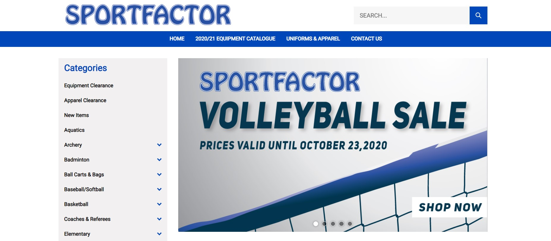 sport factor sporting goods store in edmonton