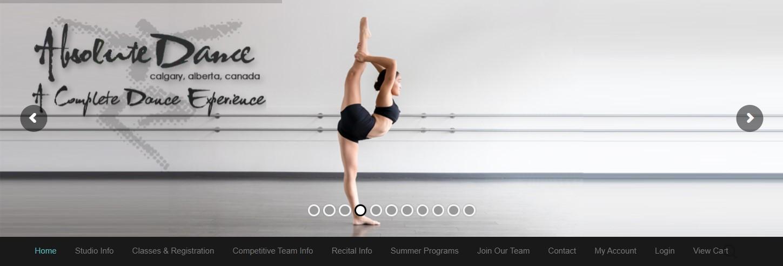 absolute dance studio dance instructor in calgary