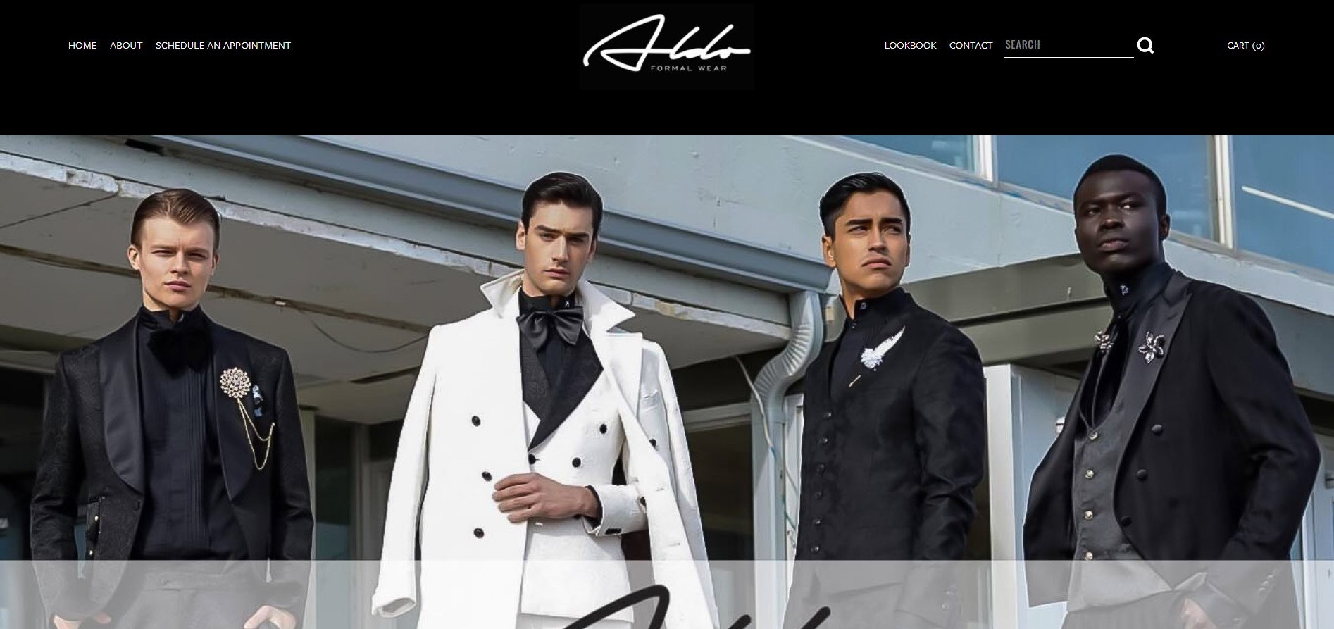 aldo formal wear store in winnipeg