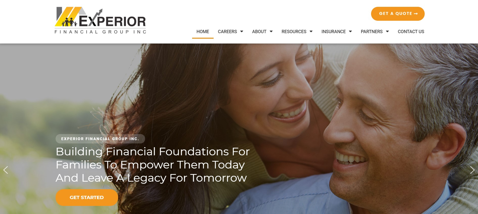 experior financial service in calgary