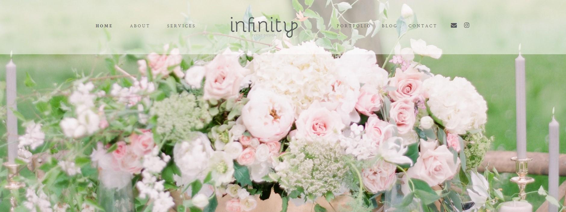 infinity event design wedding planner in vancouver