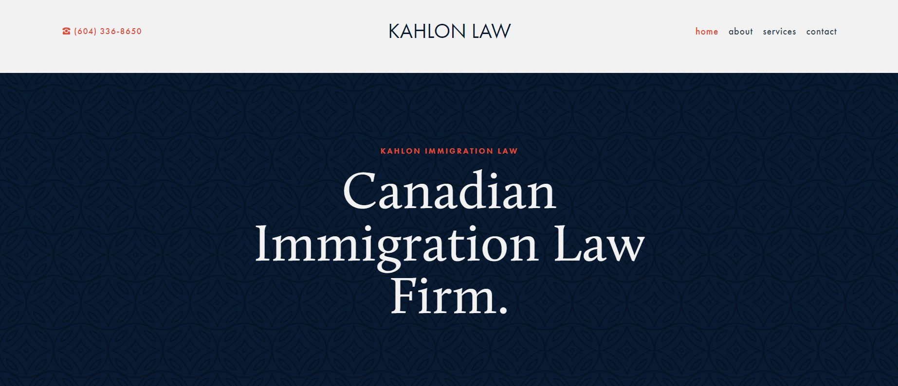 kahlon law immigration attorney in vancouver