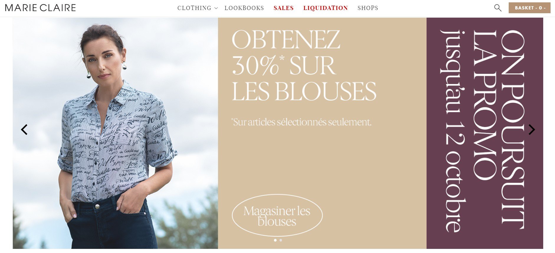 marie claire boutiques women's clothing store in quebec