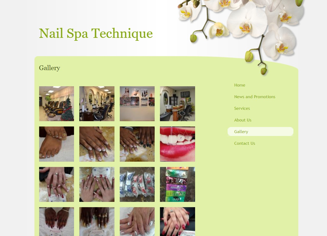 nails spa technique nail salon in hamilton
