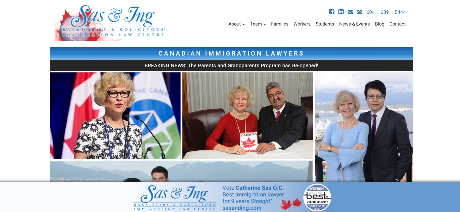 sas & ing immigration attorney in vancouver