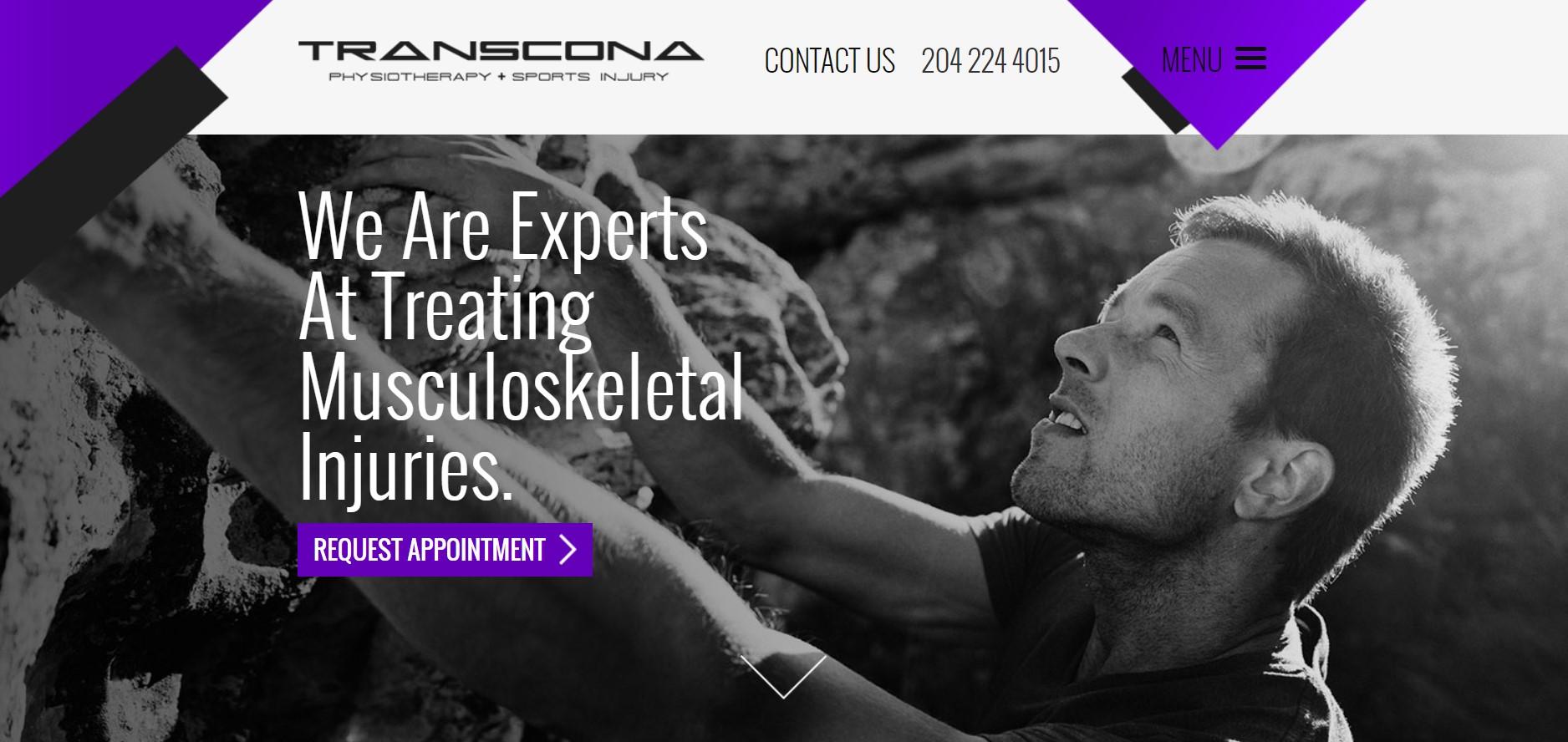 transcona sports massage clinic in winnipeg
