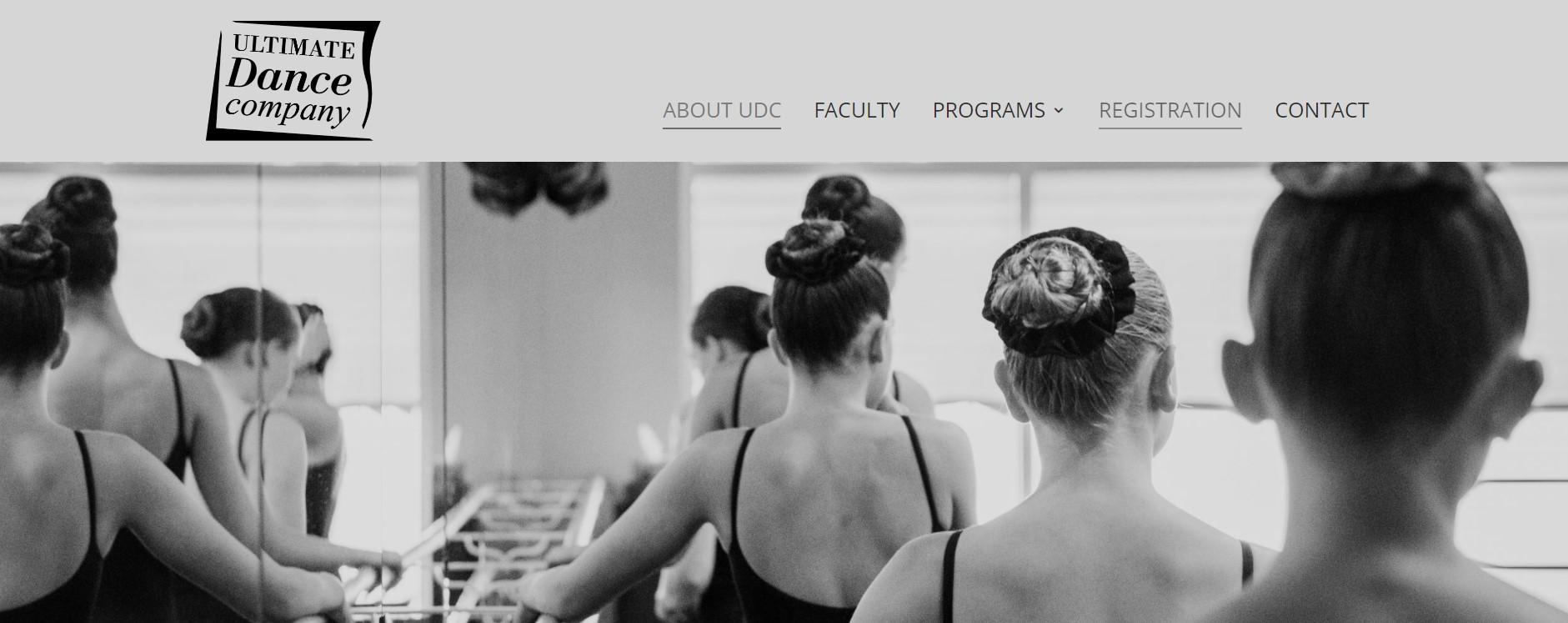 ultimate dance company dance instructor in calgary