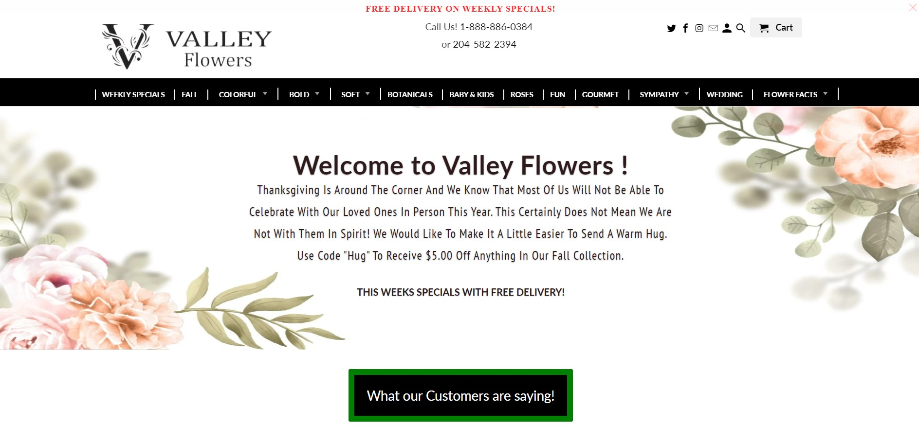 valley flowers florist in winnipeg