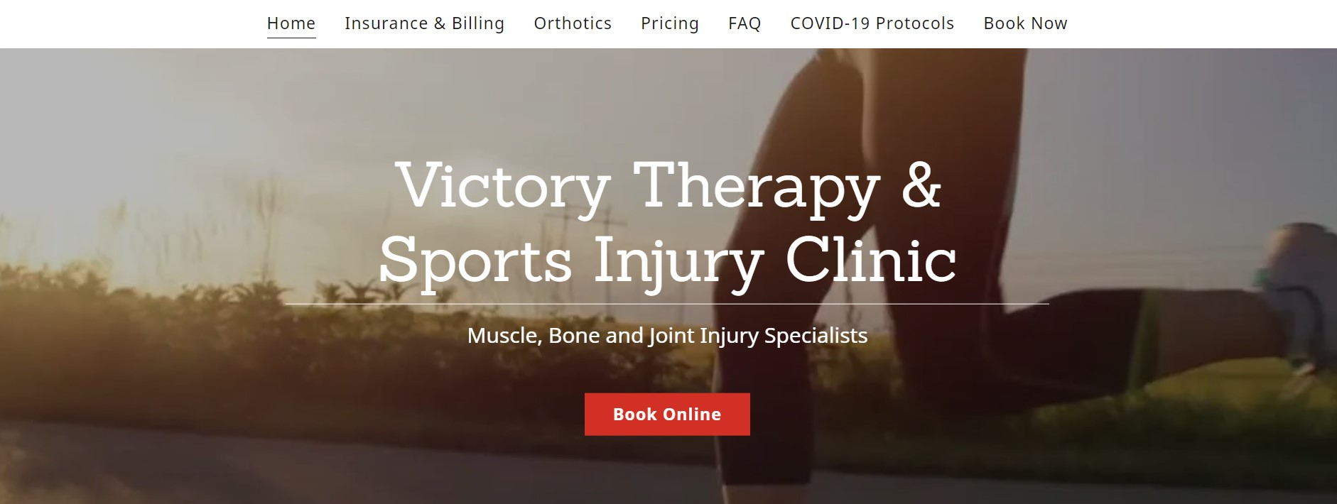 victory therapy sports massage clinic in winnipeg