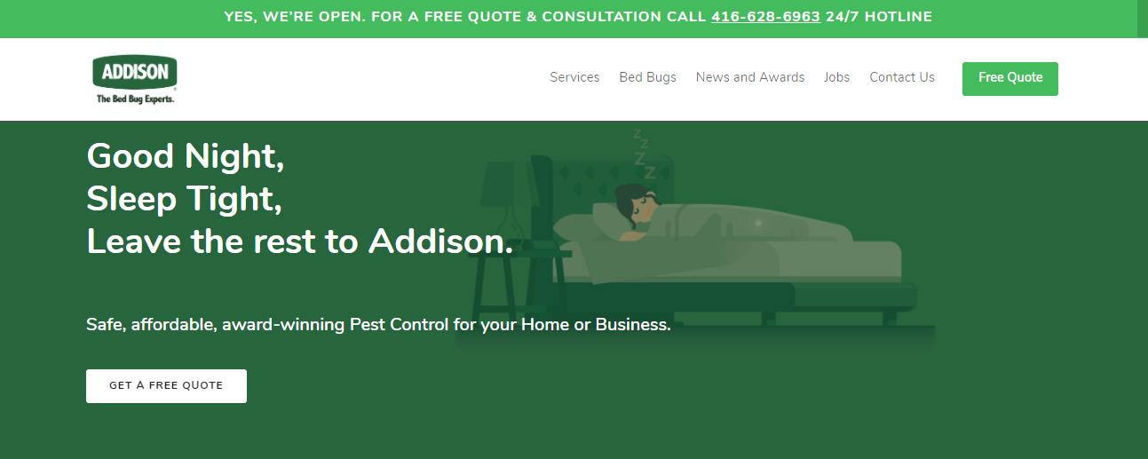 Addison Pest Control