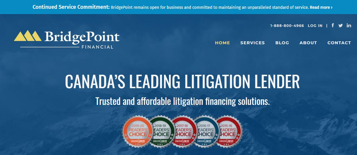 BridgePoint Financial Services