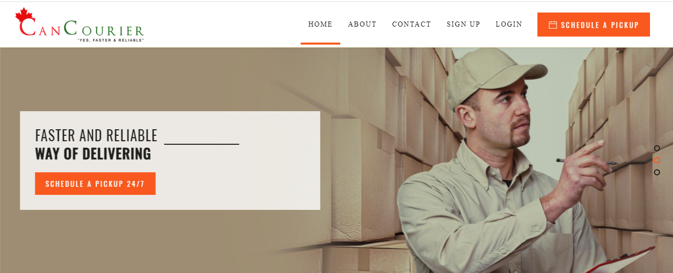 CanCourier Delivery Services