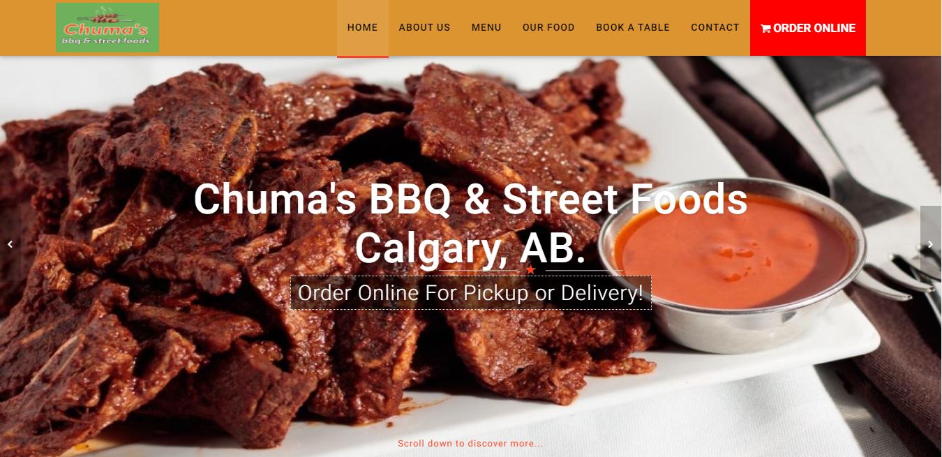 Chuma's BBQ & Street Food