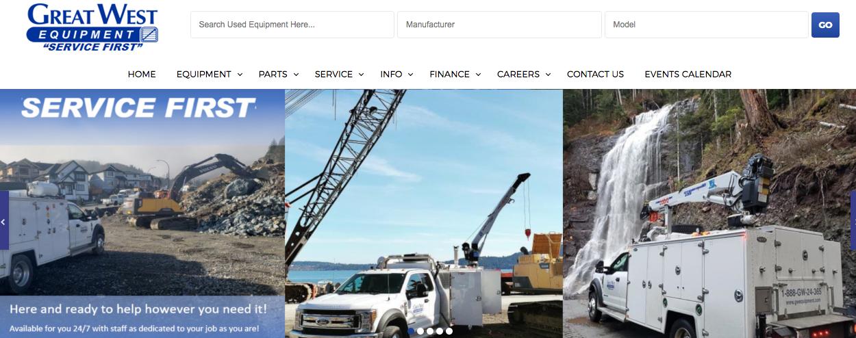 Construction vehicle dealers vancouver