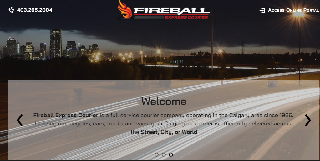 Fireball Express Courier Inc