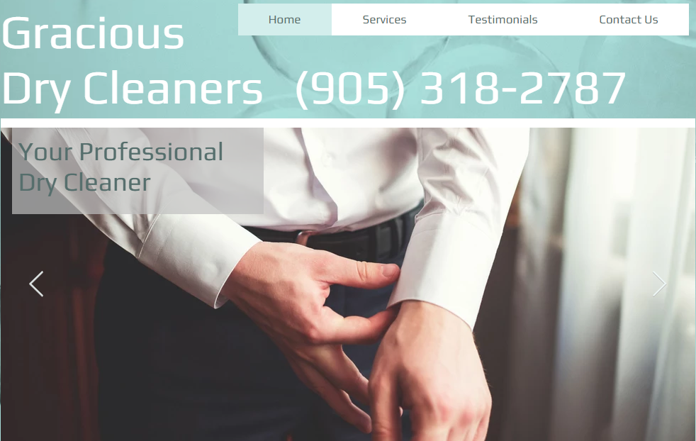 Gracious Cleaners