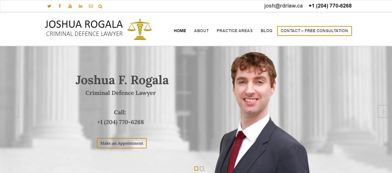 Joshua F. Rogala