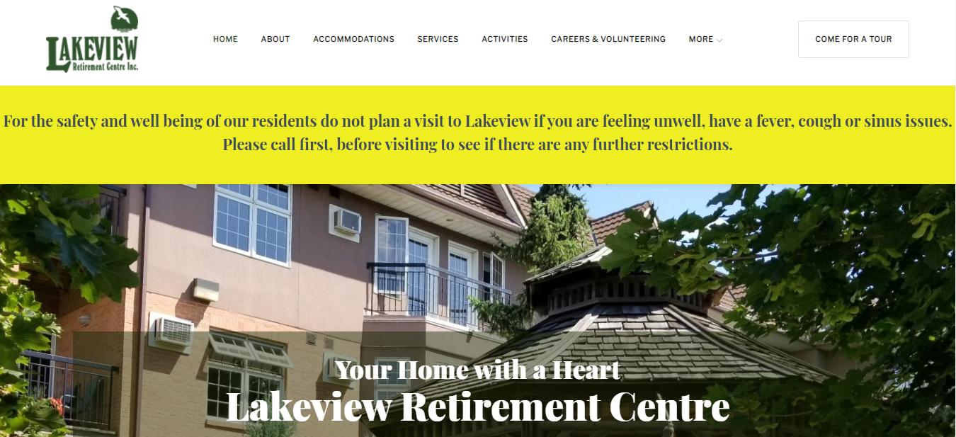 Lakeview Retirement Centre