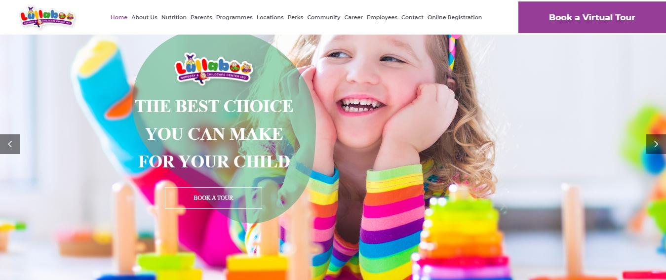 Lullaboo Nursery and Childcare Center Inc