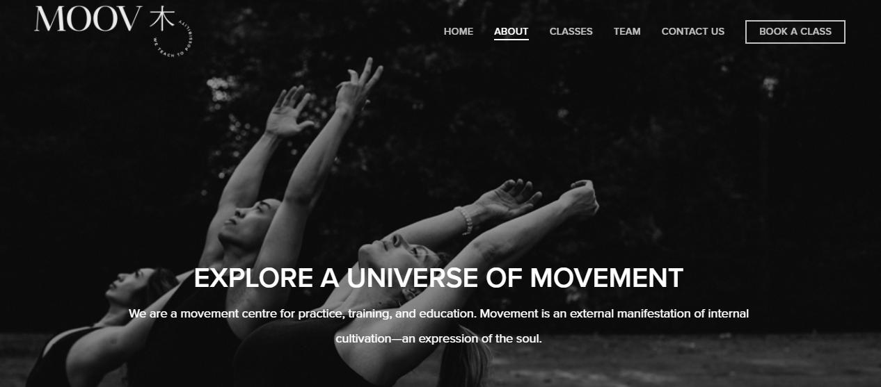MOOV Yoga & Movement Studio
