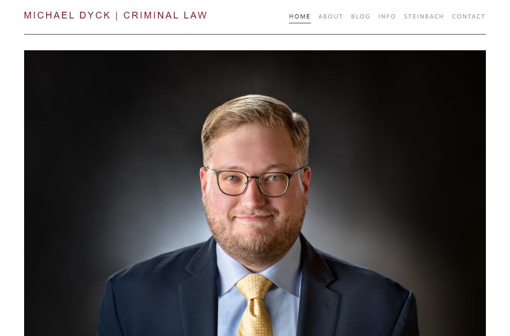 Michael Dyck | Criminal Lawyer
