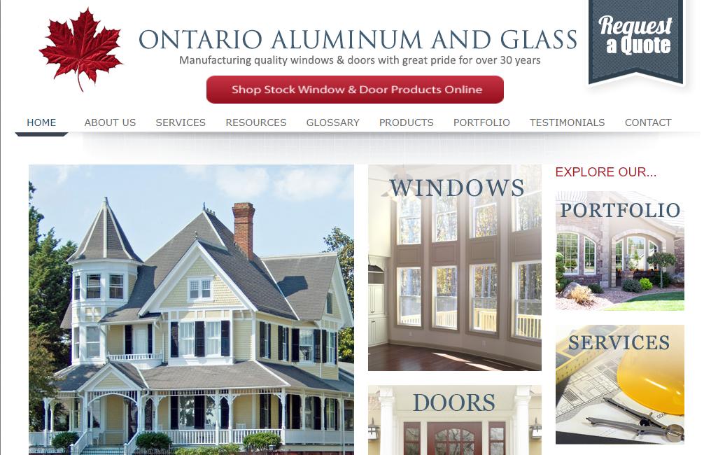 Ontario Aluminum & Glass