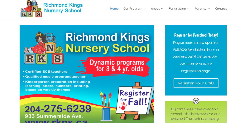 Richmond Kings Nursery School