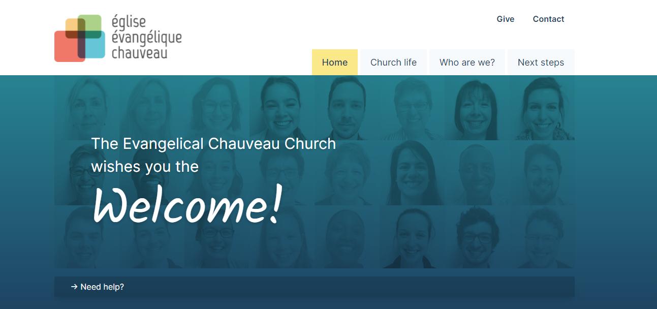 Evangelical Church Chauveau