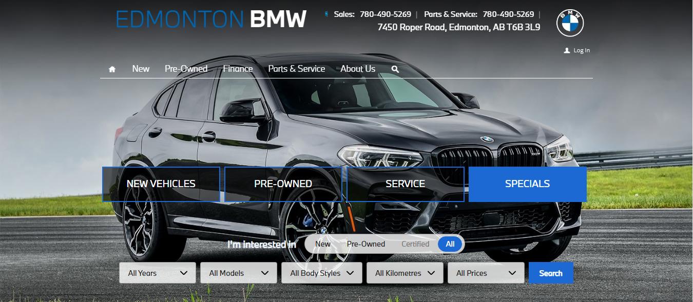 Edmonton BMW