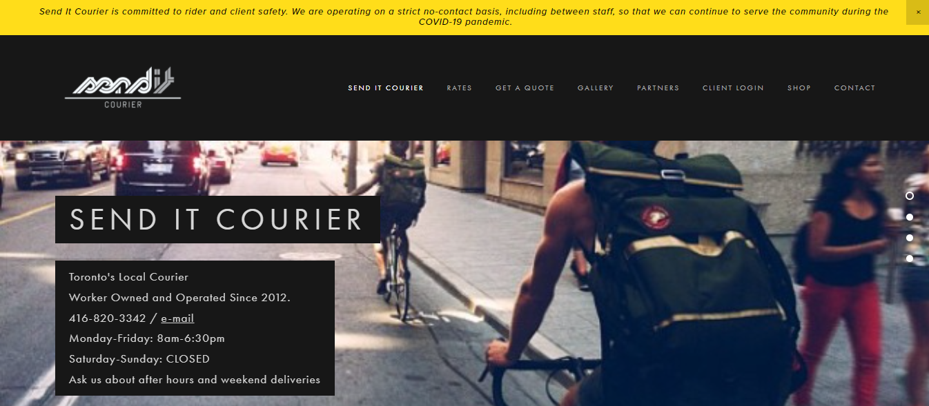 Send It Courier