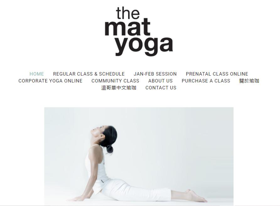 The Mat Yoga