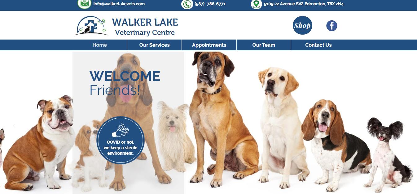 Walker Lake Veterinary Centre