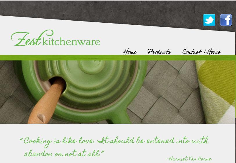 Zest Kitchenware