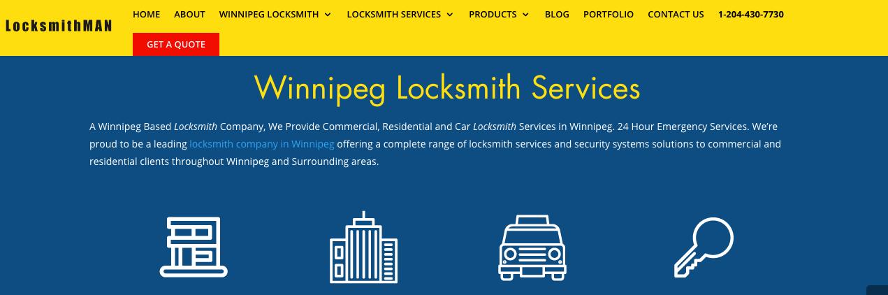 best locksmith winnipeg