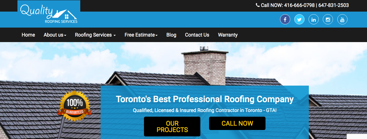 best roofing contractor in oronto