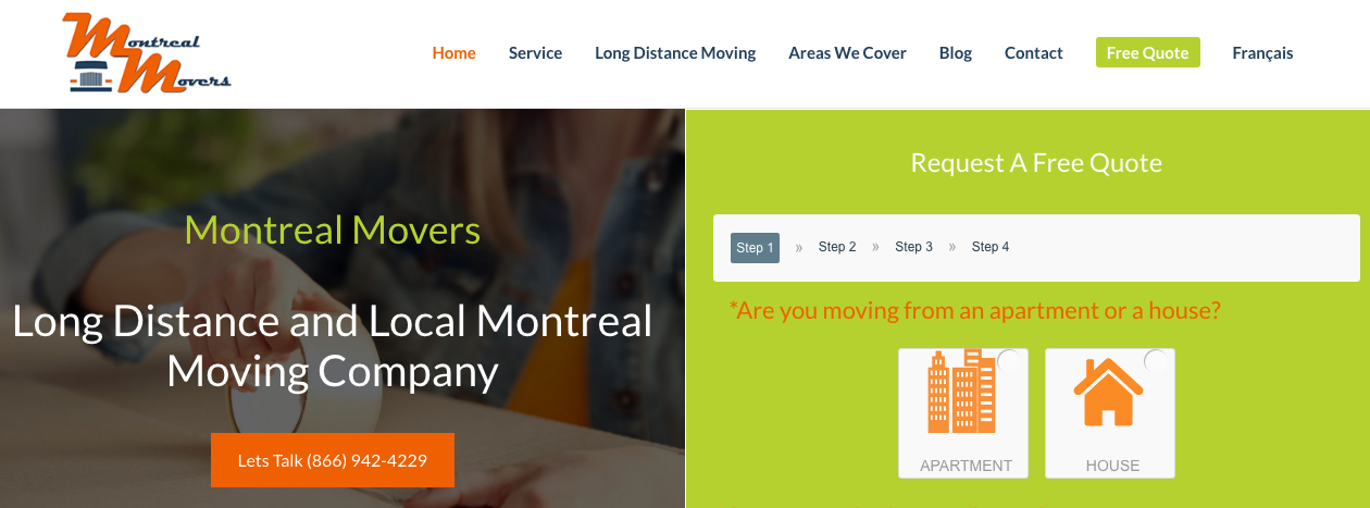 removalists quebec