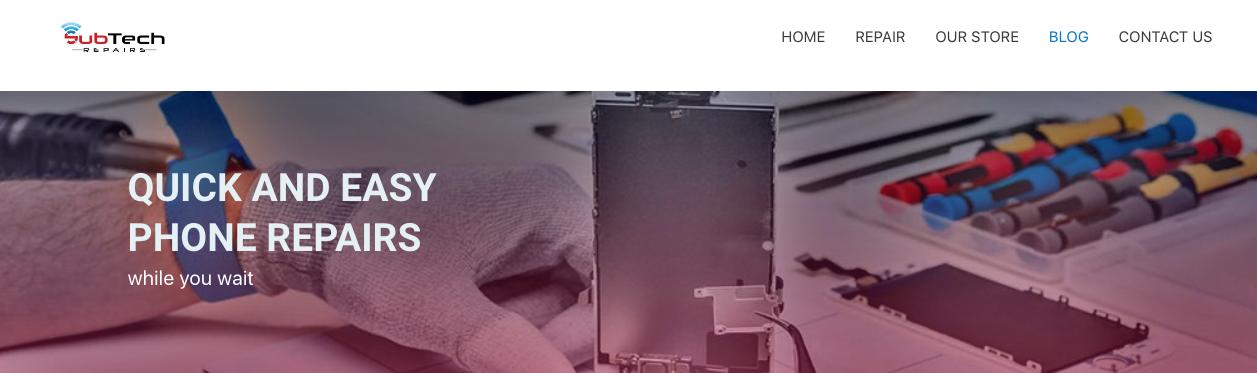 top phone repair services