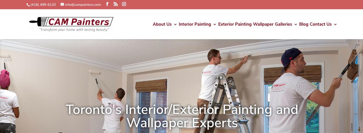 toronto house painters