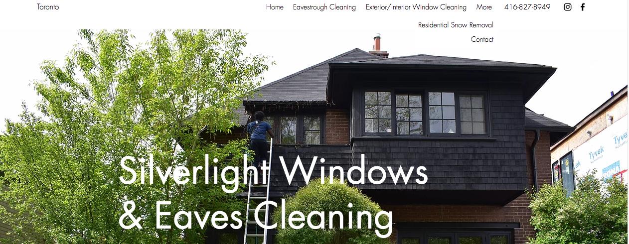 toronto window cleaner