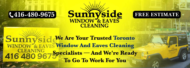 window cleaners toronto