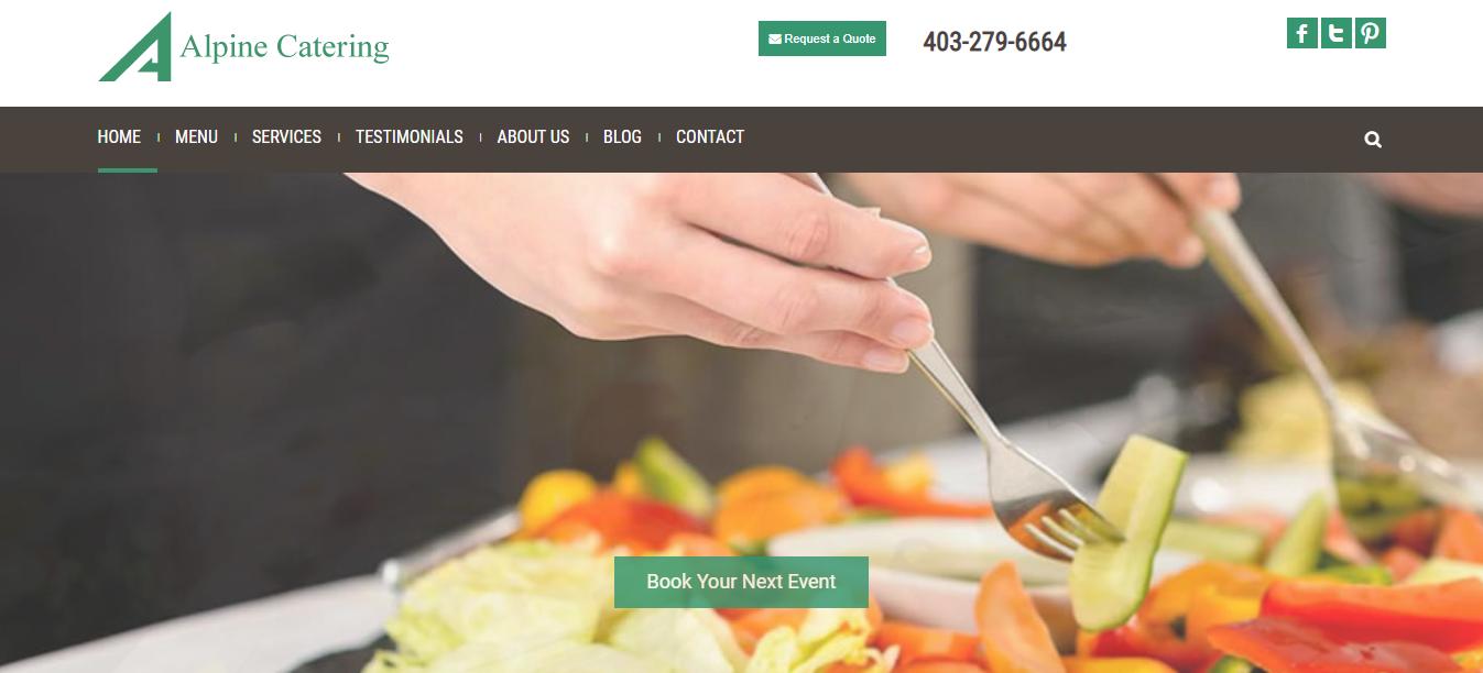 Alpine Catering Ltd.