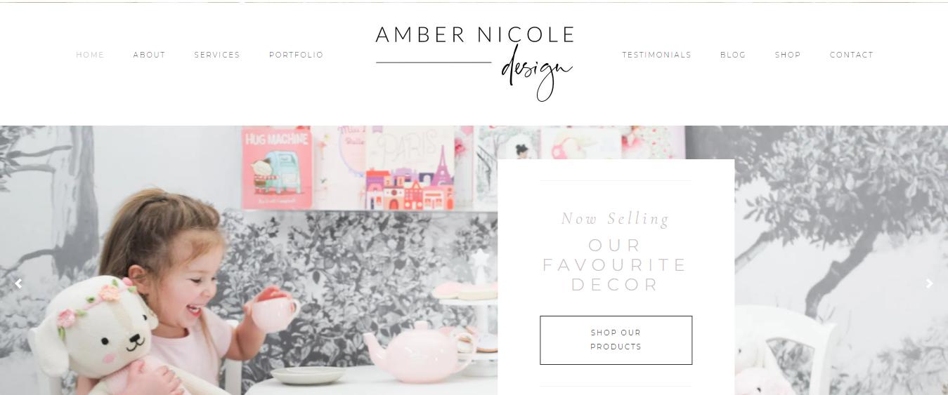 Amber Nicole Design