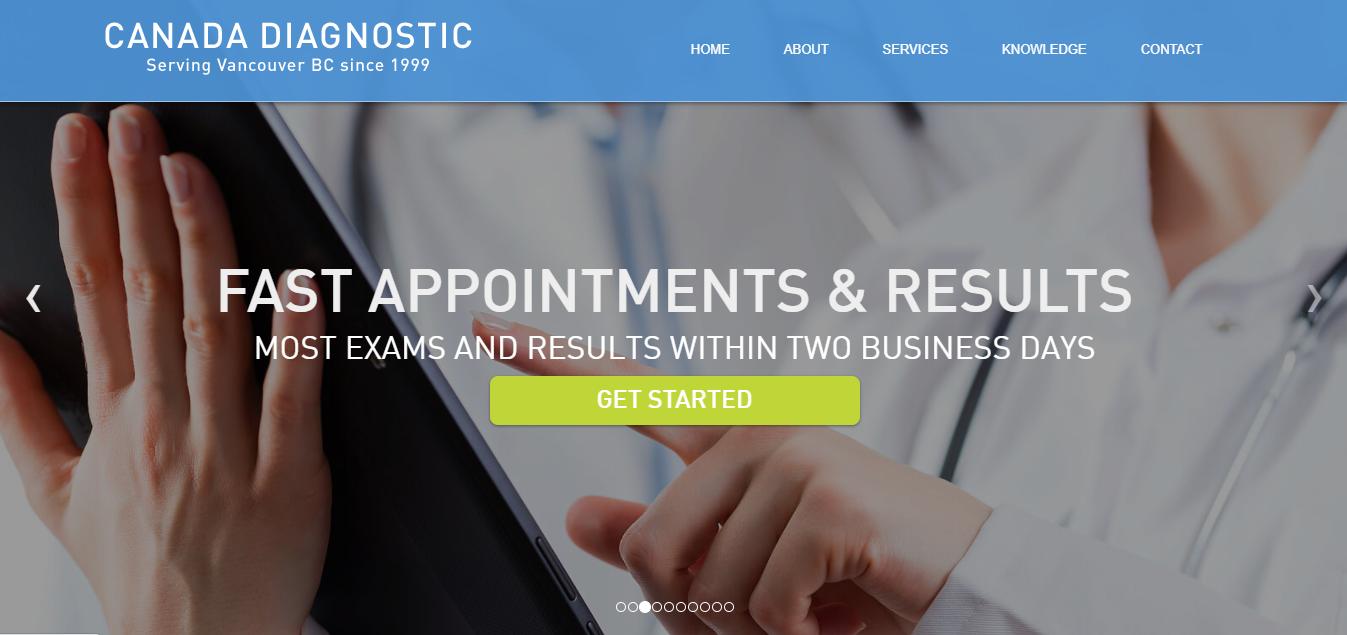Canada Diagnostic Center