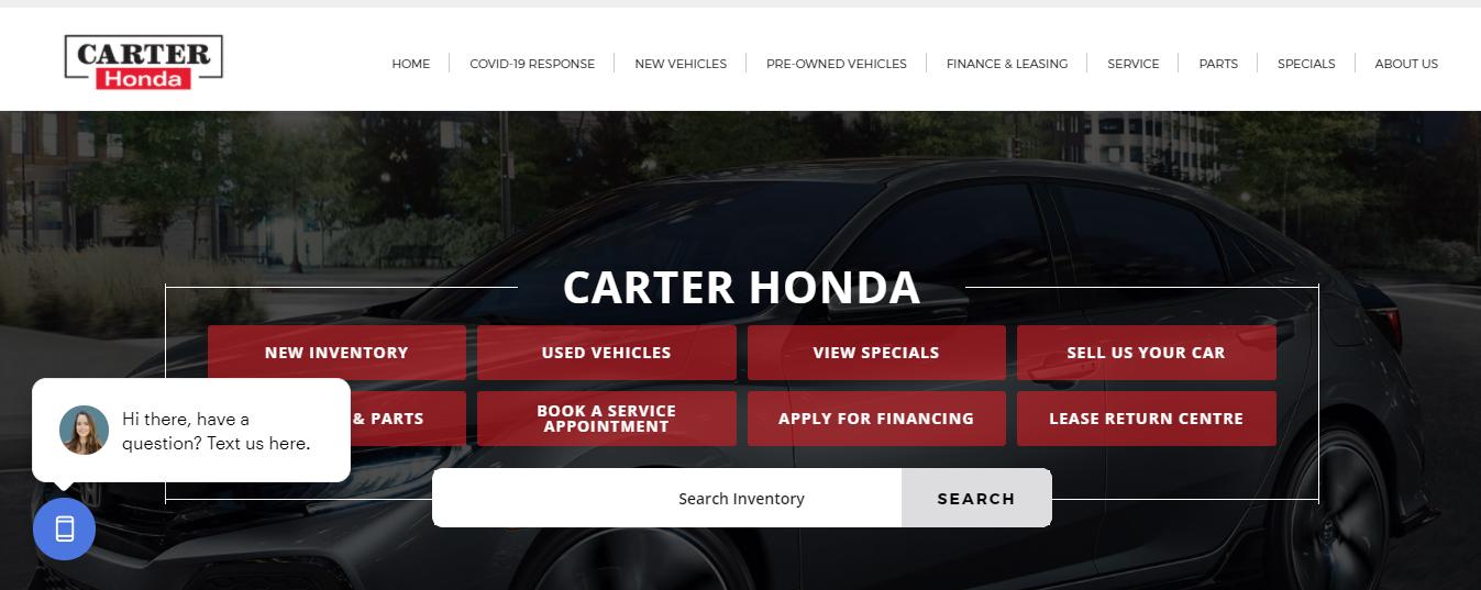 Carter Honda